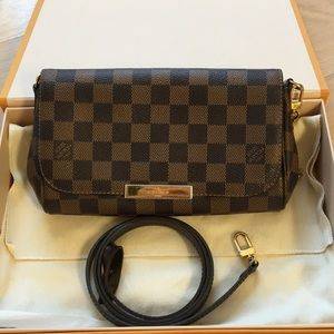 Louis Vuitton Favorite PM Damier.